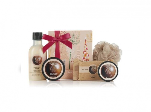 The Body Shop - Shea Festive Picks