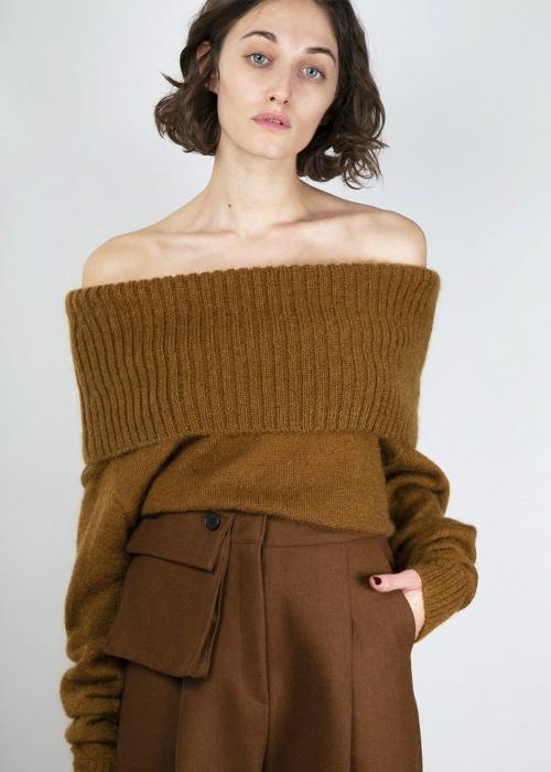 The Frankie Shop - Pull à épaules dénudées