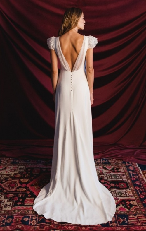 Harpe - Robe de mariée