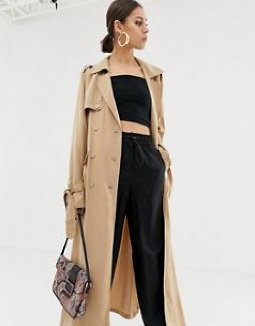Na-kd - Trench-coat léger style fonctionnel