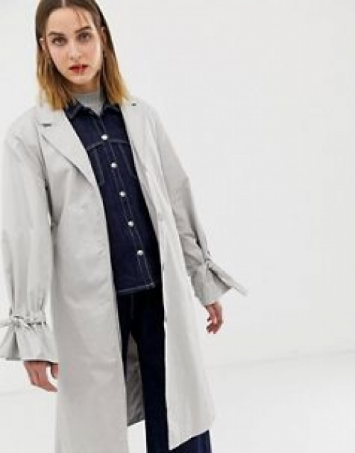 2NDDAY - Trench-coat coupe longue