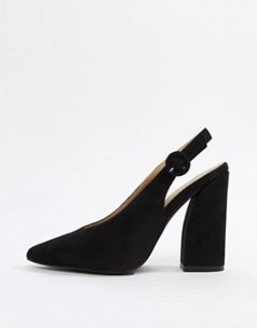 RAID - Brook - Chaussures à talons carrés avec bride arrière