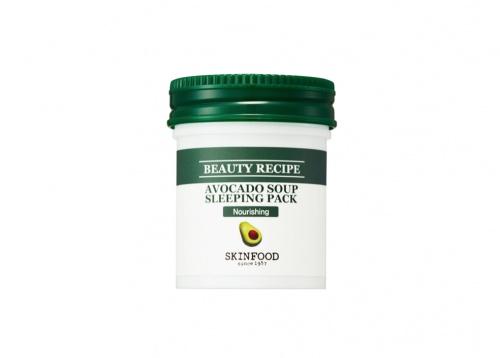SkinFood - Beauty recipe Avocado Soup Sleeping Pack