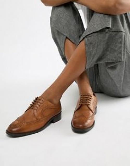 ASOS DESIGN - Mai Tai - Chaussures richelieu en cuir