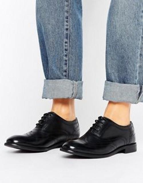H by Hudson - Chaussures richelieu en cuir