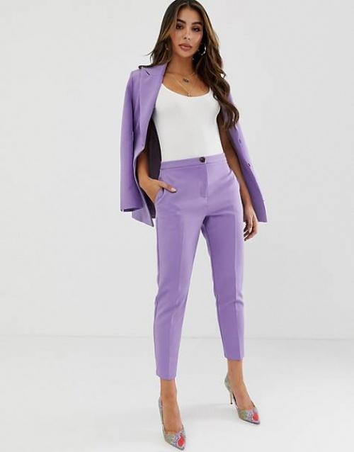 ASOS DESIGN - Pantalon ajusté