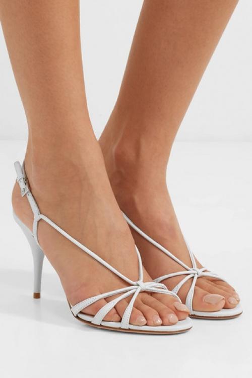Prada - Sandales à brides en cuir 85