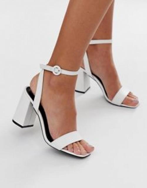 RAID - Wink - Sandales à talons avec avant carré