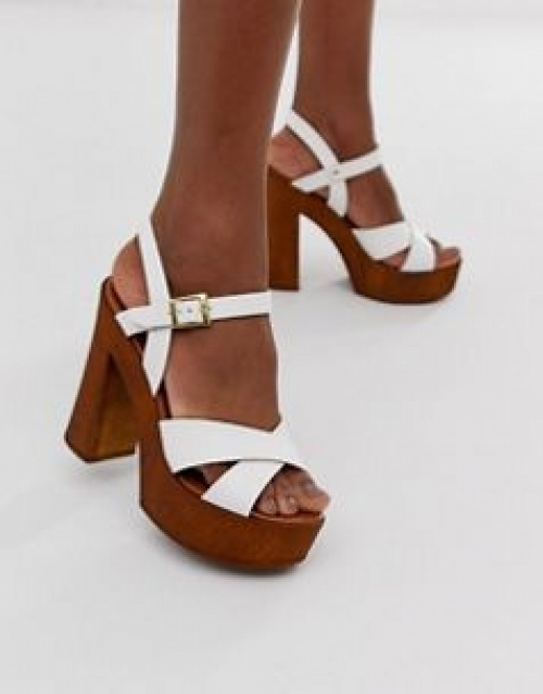 ASOS DESIGN - Translate - Sandales à talons