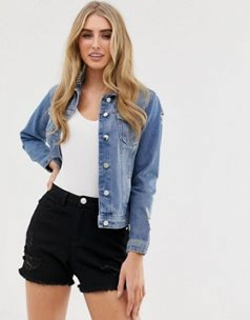 Lipsy - Veste en jean