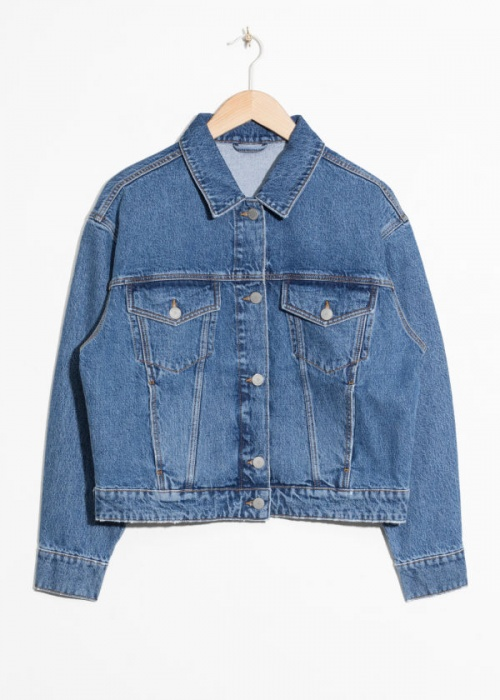 & Other Stories - Veste en jean