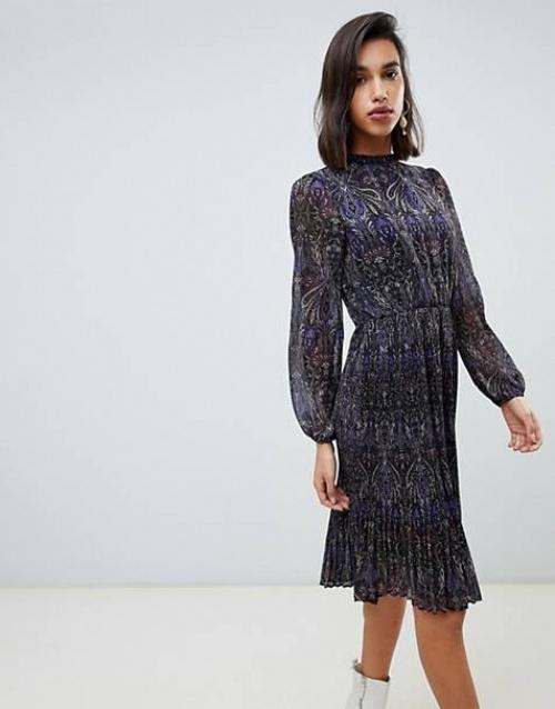 Vero Moda - Robe plissée