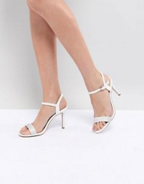 Coast - Chaussures pailletées à talons et brides