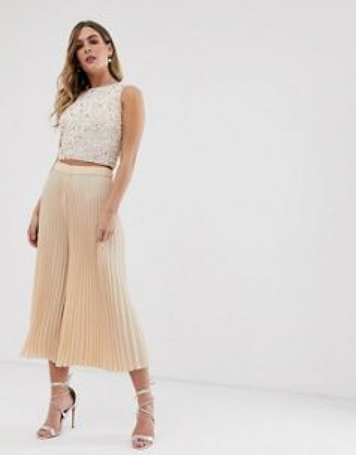 Lace & Beads - Jupe-culotte