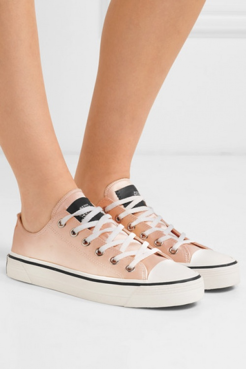 Marc Jacobs - Baskets en satin