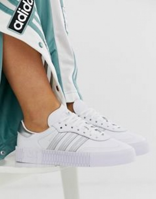 Adidas Originals - Samba Rose - Baskets à effet irisé