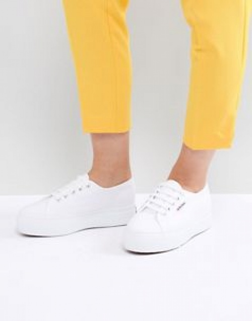 Superga - 2790 Linea - Baskets plateformes
