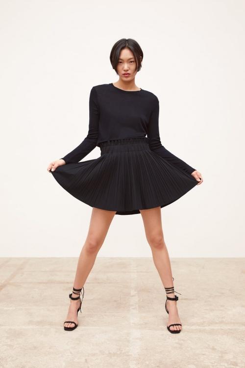 Zara - Jupe plissée