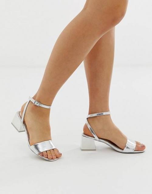 ASOS DESIGN - Sandales à talons
