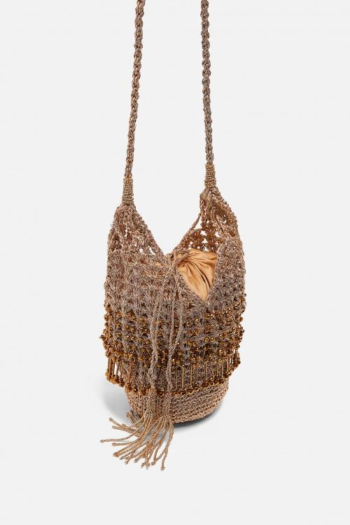 Zara - Sac en fil