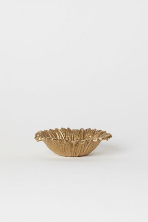 H&M Home - Petit plat en métal