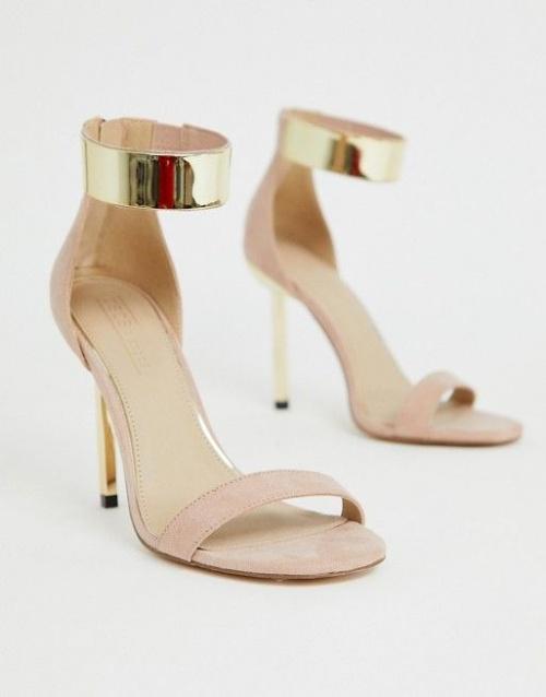Asos Design - Hydroid - Sandales minimalistes