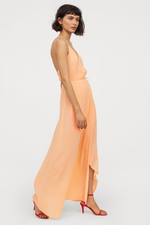H&M - Robe orange
