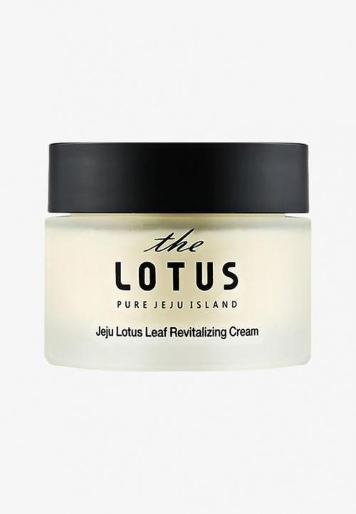 The Lotus - Jeju Lotus Leaf Revitalizing Cream - crème de jour