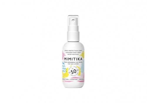 Mimitika - Mini Spray Solaire SPF 50