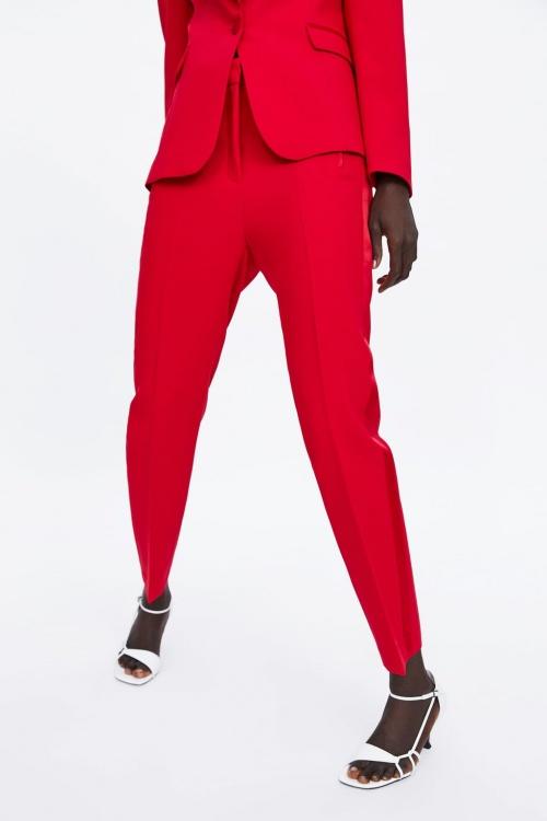 Zara - Pantalon de costume