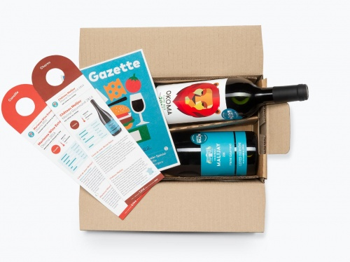 Le Petit Ballon - Box de vins