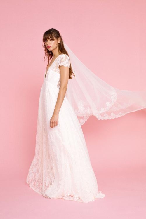 Elisa Hameau - Robe de mariée