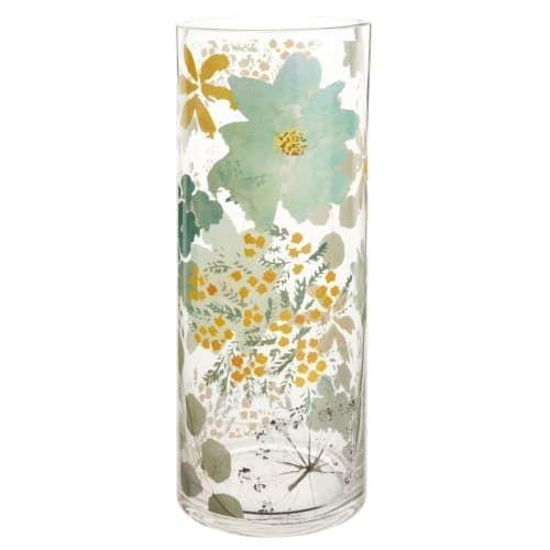 Maisons du monde - Vase en verre