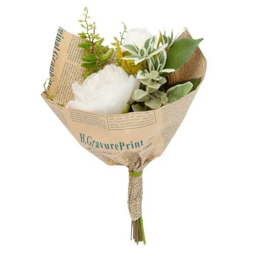 Maisons du monde - Bouquet de fleurs artificielles