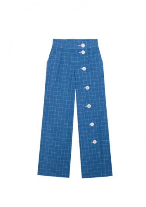 Salut Beauté - Pantalon à carreaux