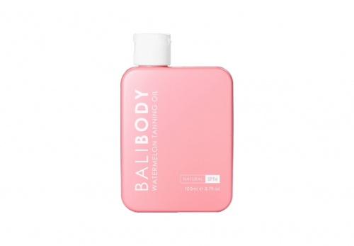 Bali Body - Huile de Bronzage à l'huile de pastèque SPF6