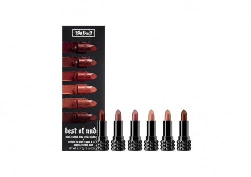 Kat Von D - Coffret Mini Rouges à Lèvres
