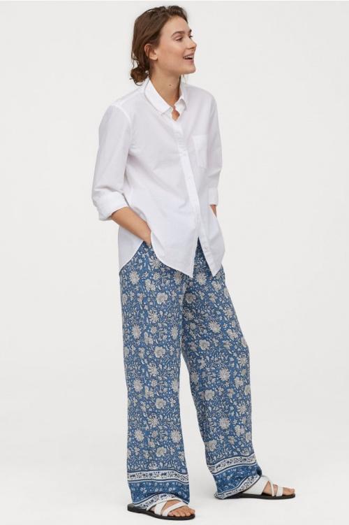 H&M - Pantalon à taille élastique