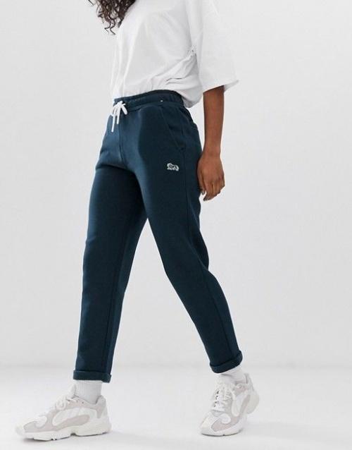 Lonsdale - Pantalon de jogging court bleu marine