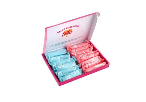 Here We Flo - The Applicator Tampon Pack