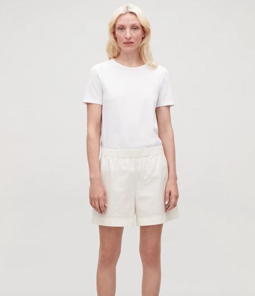 COS - Short en coton