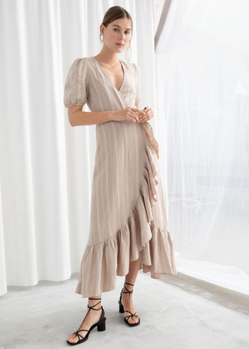 & Other Stories -  Robe midi