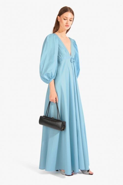 Staud Clothing - Robe portefeuille