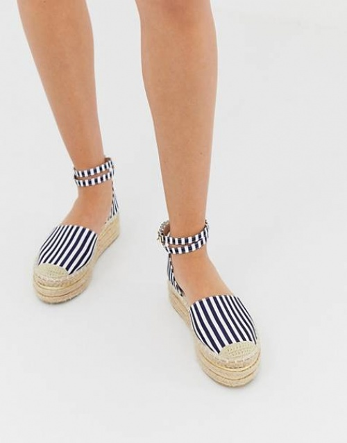 Pretty Little Thing - Espadrilles à plateformes