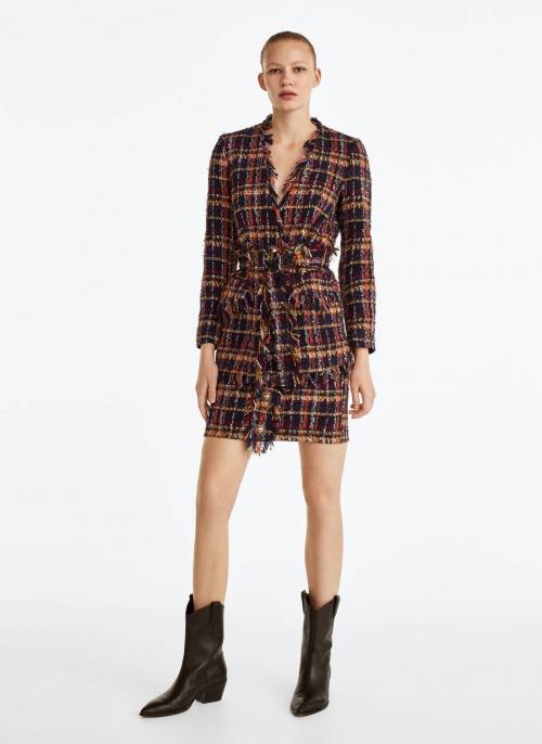 Uterqüe - Veste en tweed