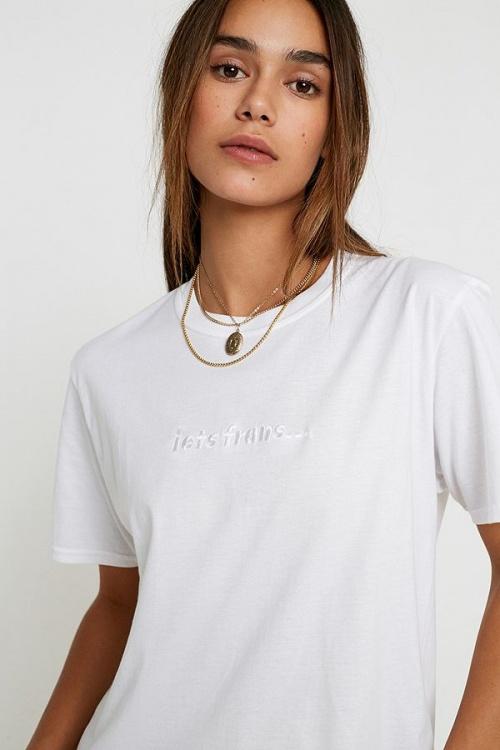 iets frans- T-shirt