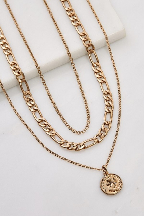 Urban Outfitters - Collier chaîne