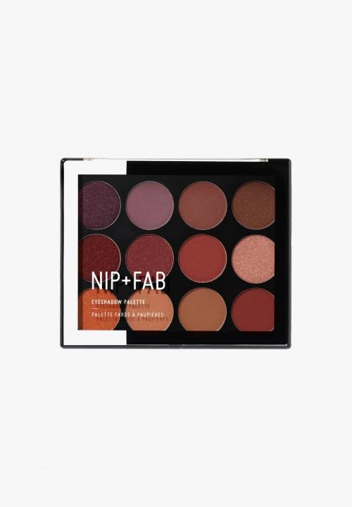 Nip+Fab - Palette de fards à paupières