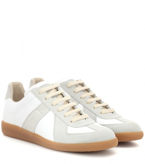 Maison Margiela - Baskets blanches replica