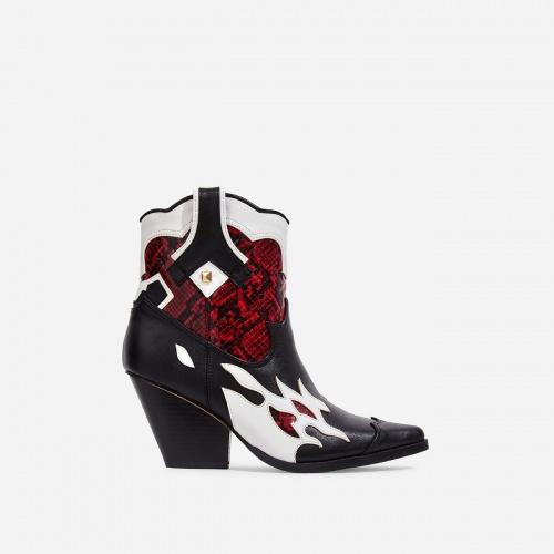 Ego shoes - Bottines western